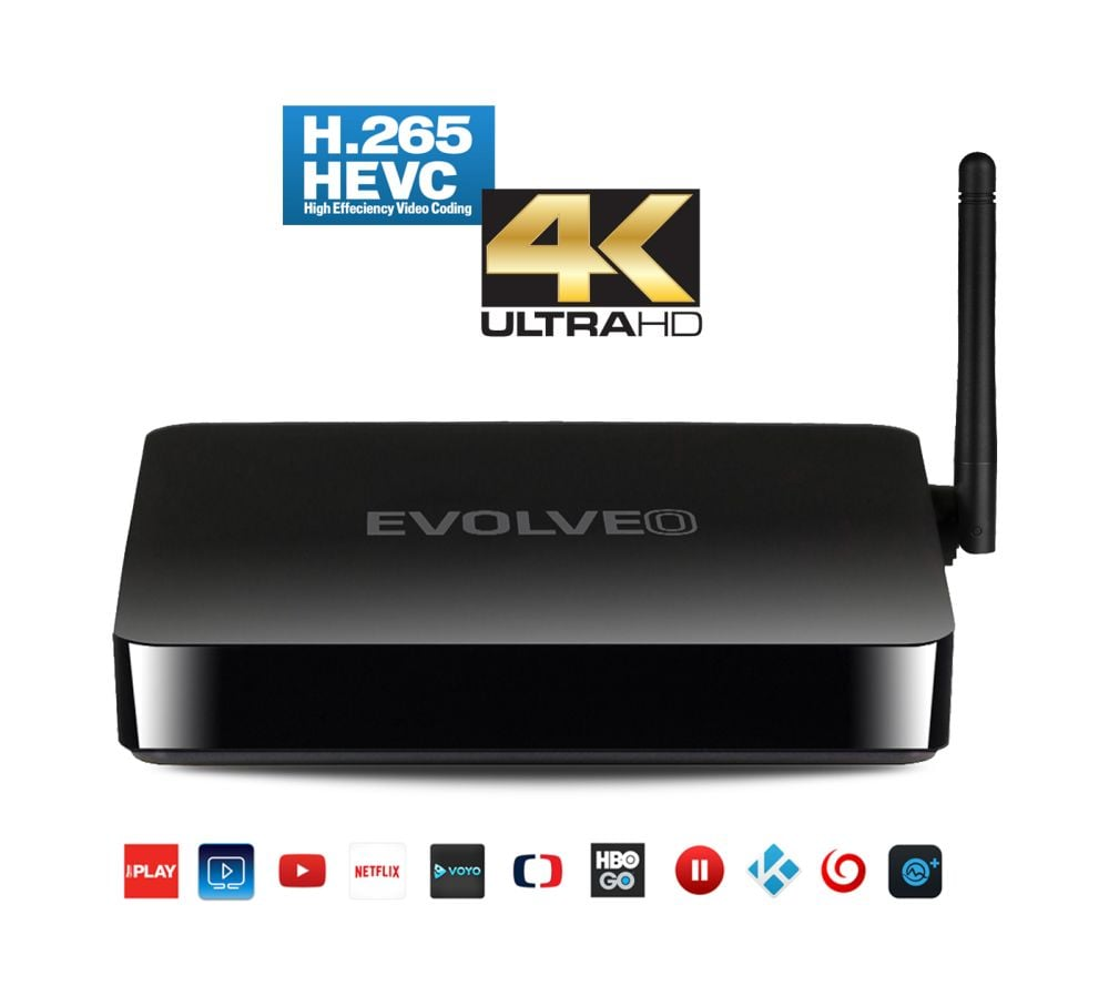 Evolveo Android Box Q5 4K