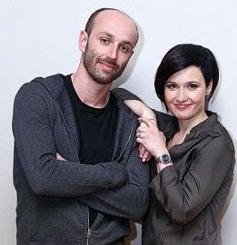 Andrea Hylmarová a Marek Povolný.