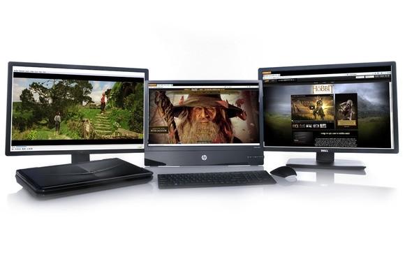 Počítačové hry na více monitorech