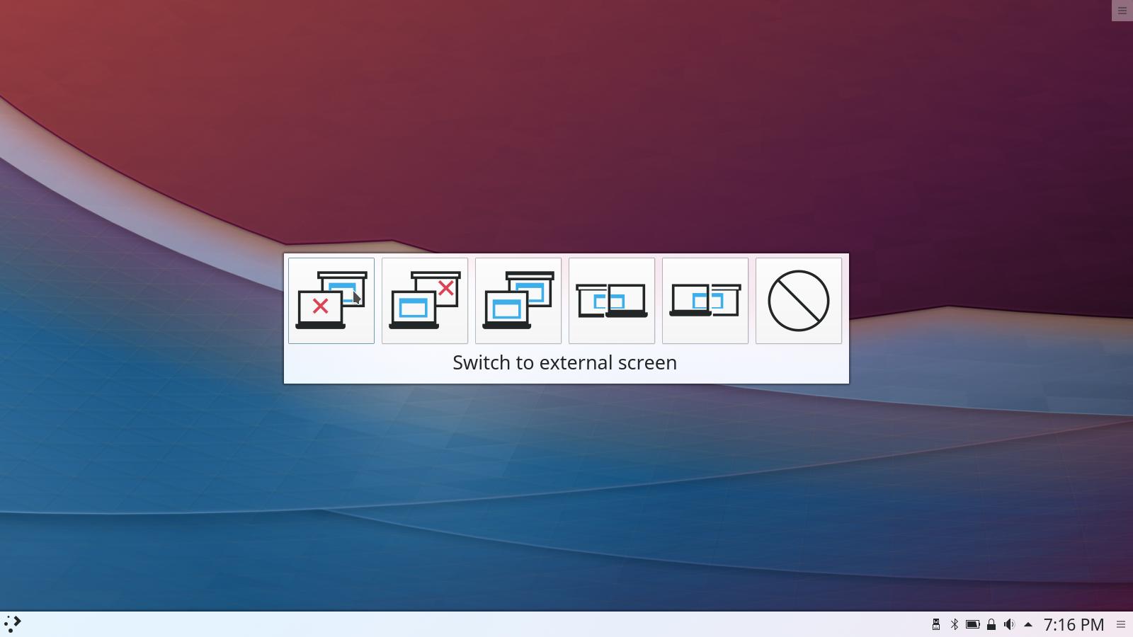 KDE Plasma 5.13