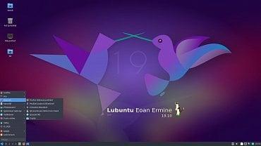 Root.cz: Lubuntu 19.10: úspornější linuxový desktop