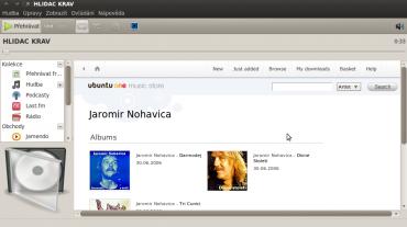 Ubuntu One Music Store