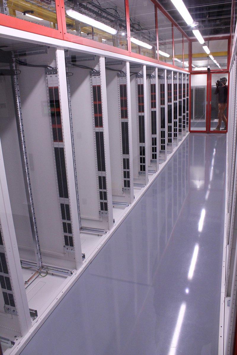 Kokura - nové datové centrum Seznam.cz