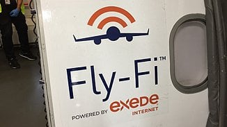 Lupa.cz: Fly-Fi, internet v letadle rychlejší než VDSL