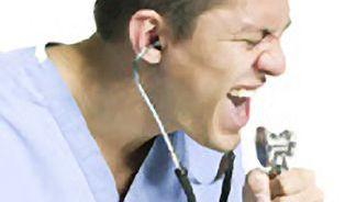 Hudba i lidský hlas léčí