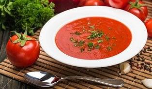 Rajskou polévku by měli jíst hlavně starší pánové