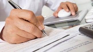 Zjednodušené daňové přiznání vpraxi