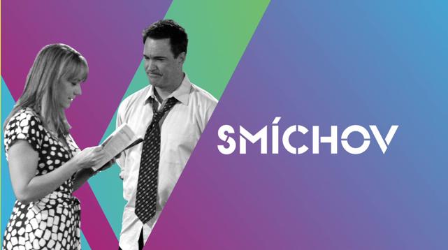 Nový staniční vizuál zábavného kanálu Smíchov - léto 2015