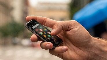 Root.cz: Palm je zpět s mini telefonkem do kapsy