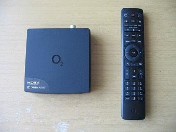 O2TV set-top box – 3. generace