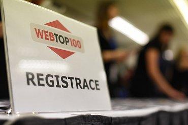 WebTop100 - registrace účastníků