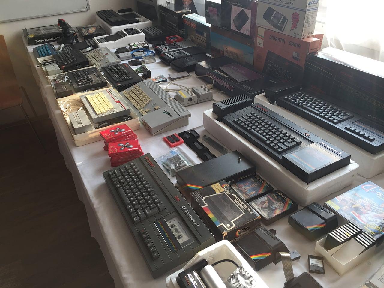Historické počítače na ByteFest 2016