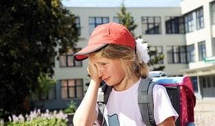 Přízrak (nejen) prvního září: Školský stres