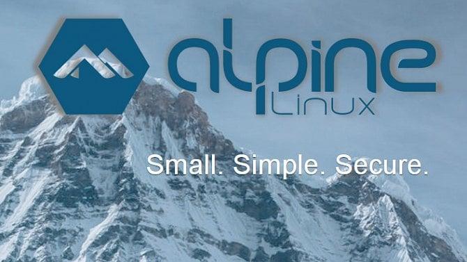 Alpine Linux: miniaturní distribuce svelkým potenciálem