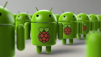 Android Raspberry