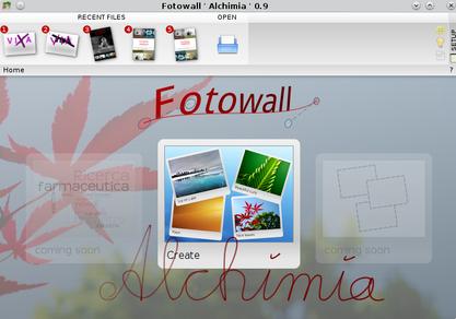 Fotowall