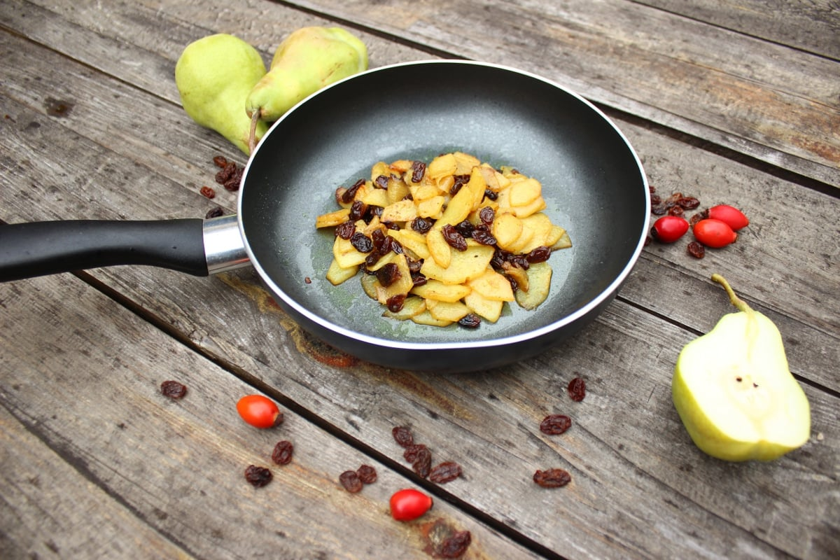 5 receptů z jablek a hrušek pro přirozenou imunitu