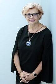 Advokátka Daniela Kolářová. (3.11.2020)