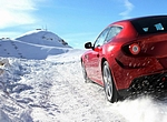 Ferrari Four - čtyřmístný supersport s pohonem všech kol
