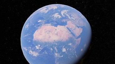 Root.cz: Nový Google Earth běží přímo v prohlížeči