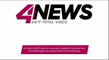 HbbTV stanice 4News.