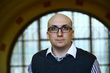 Tomáš Konkol, produktový manažer společnosti Emos.