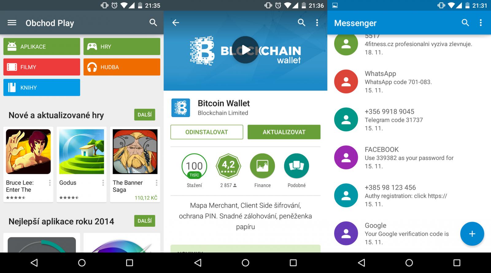 Android 5.0 Lollipop (aplikace)