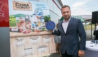 Ministr Jurečka: Značení českých potravin se hodně pročistilo