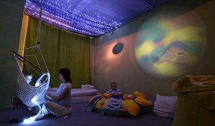 Děti léčí pohádková místnost