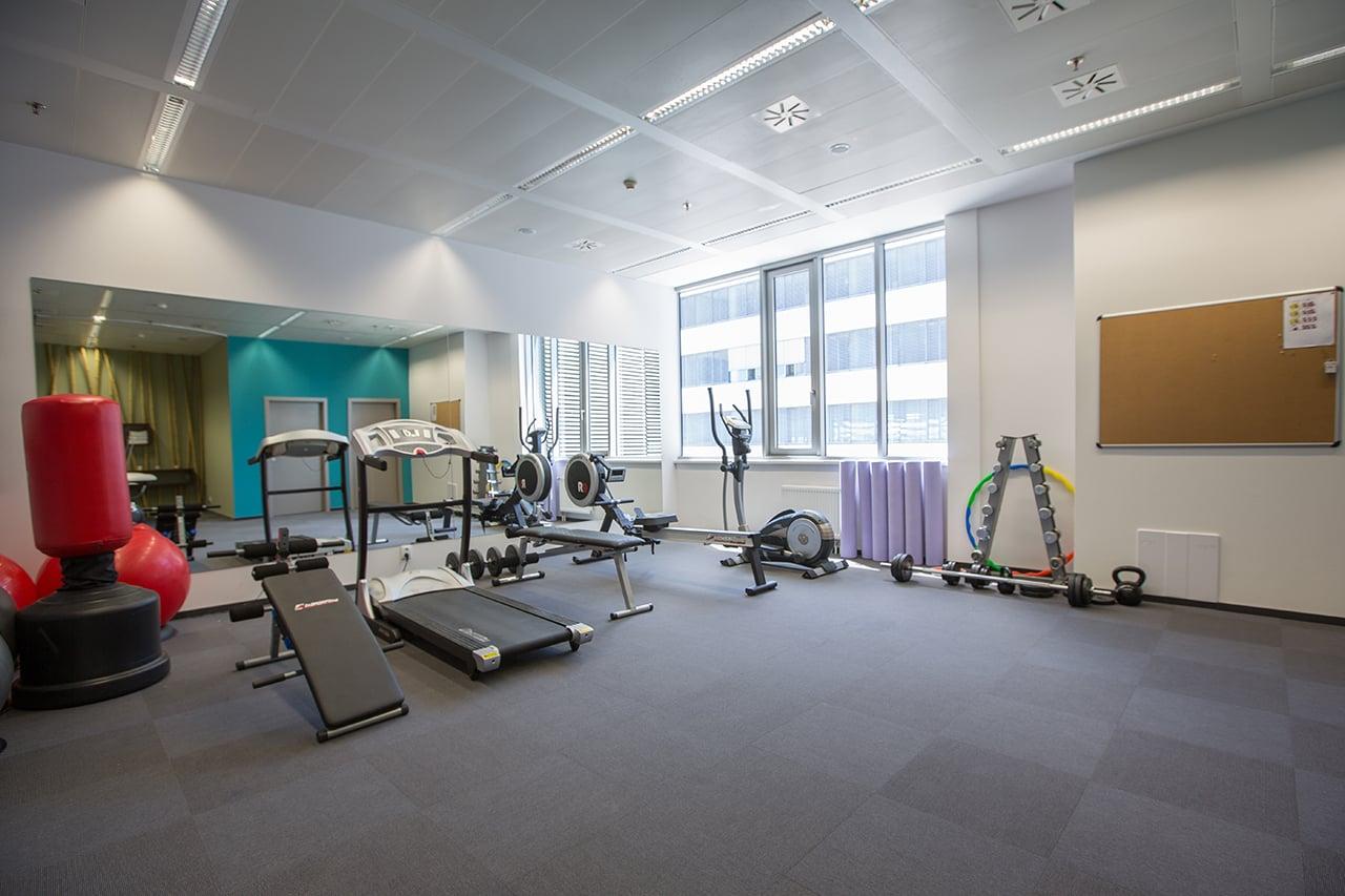 Pražské kanceláře JetBrains