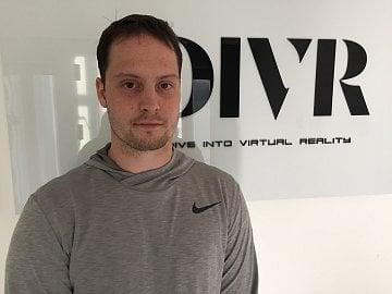 Daniel Jerman, DIVR Labs