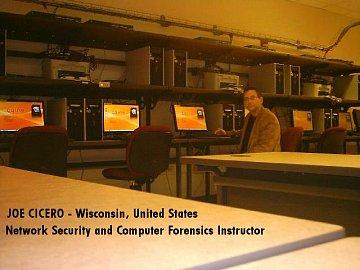 Joe Cicero, Wisconsin, Spojené státy