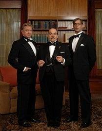 Hercule Poirot - Tragédie o třech jednáních.
