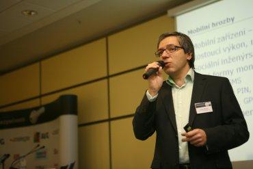 Karel Obluk (Chief Scientist, AVG Technologies CZ)