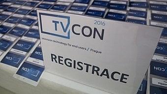 DigiZone.cz: Konference TVCON už 23. března...