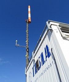 Vysílač Digital Broadcasting, lokalita Brno-Jihlavská