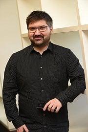 Ředitel internetového marketingu Alza.cz Jan Sadílek.