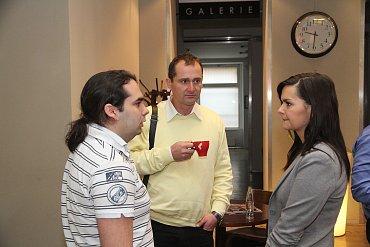 NetClub s Honzou a Vaškem z Allegro Group CZ