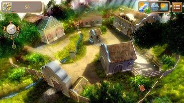 Secret of the Magic Crystals - obrázky ze hry