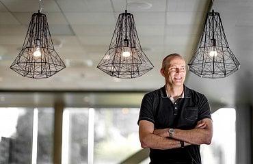 Todd Holmdahl pověřený vedením týmu kvantových počítačů v Microsoftu.