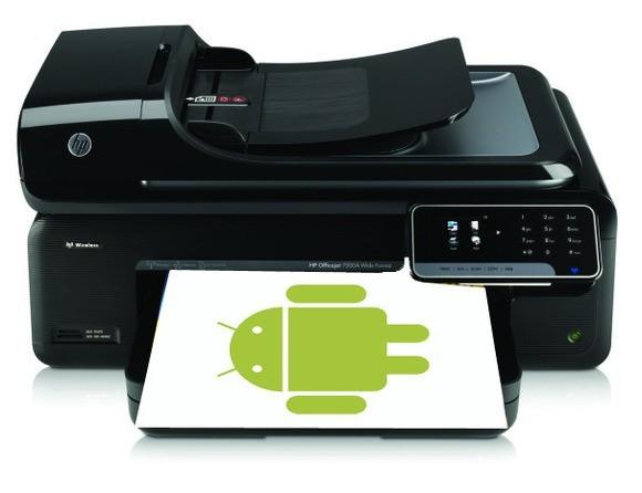 tiskárna Android