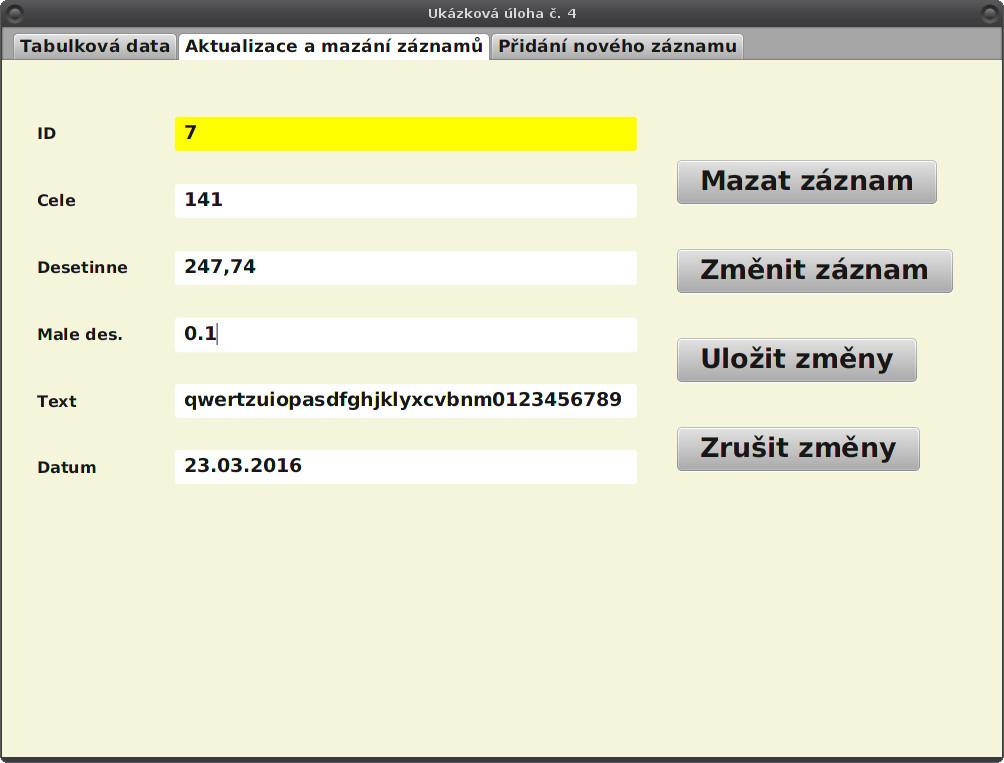 JavaFX: kontrola editačních polí