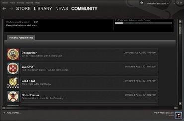 Obrázky digitální distribuce Steam a Desury