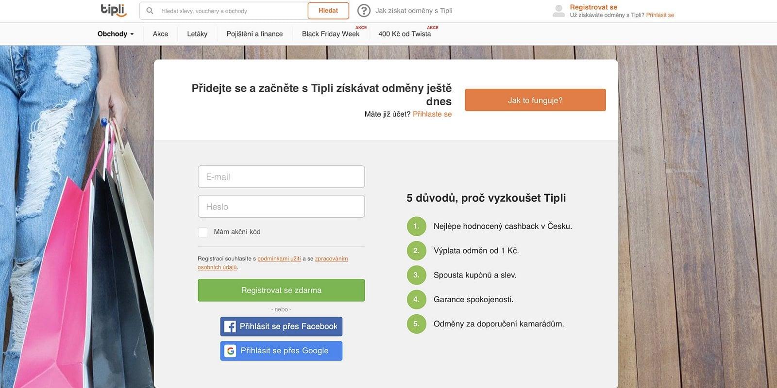 Jak funguje Tipli.cz
