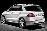 Mercedes-Benz ML – slovníček výbavy