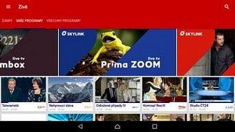 DigiZone.cz: Skylink Live TV má novou podobu a více kanálů
