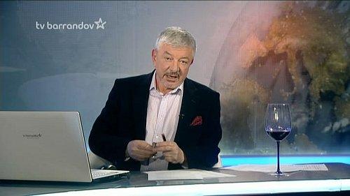Vladimír Železný v kontaktním pořadu Volejte Železného