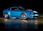 Shelby Mustang GT500 Cobra - na počest Carrolla Shelbyho