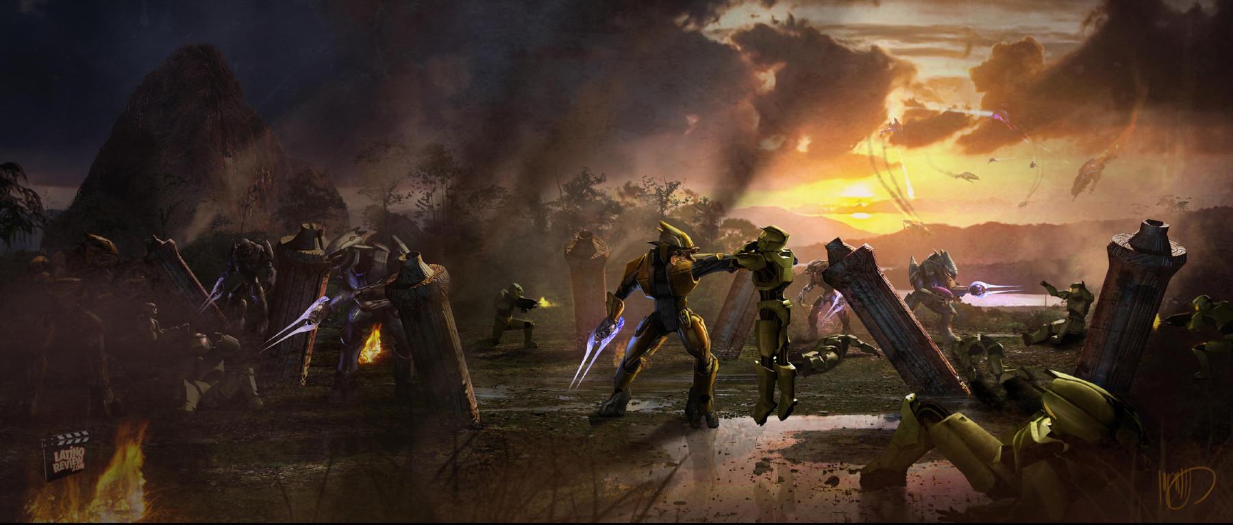 Halo Reach – epické ukončení epické série