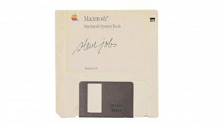 Steve Jobs disketa